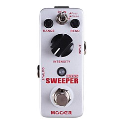 Mooer Sweeper Dynamic Envelope Filter Bass Effects Pedal (Sweeper)