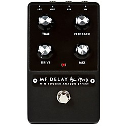 Moog Minifooger Analog Delay Guitar Effects Pedal (USED004000 MFS-DELAY-01)