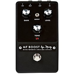 Moog Minifooger Boost Guitar Effects Pedal (USED004000 MFS-BOOST-01)
