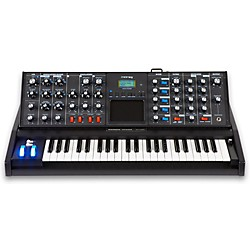 Moog Minimoog Voyager Electric Blue Analog Synthesizer (VY-MIN-005)