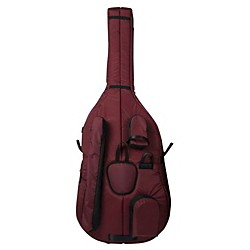 Mooradian Deluxe 4/4 Double Bass Bag (DBD44BUR)
