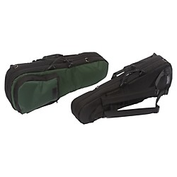 Mooradian Shaped Viola Case Slip-On Cover with Combination Straps (VASGRNCOM)