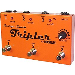 Morley George Lynch Tripler Pedal (201-000303-000 USED)