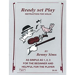 Morrell Music Ready, Set, Play Violin Book (RSP)