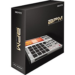 Motu BPM Beat Production Machine Virtual Instrument (7500)