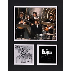 "Mounted Memories Beatles ""Revolver"" 11x14 matted photo (UMCEBEA755)"