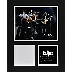 "Mounted Memories Beatles ""The White Album"" 11x14 matted photo (UMCEBEA770)"