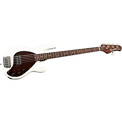 Music Man StingRay 5 H 5-String Electric Bass Guitar with All Rosewood Neck (USED004000 150-02-RW-03)
