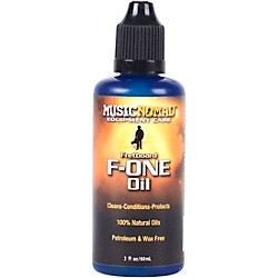 Music Nomad Fretboard F-ONE Oil - Cleaner & Conditioner - 2 oz. (MN105)