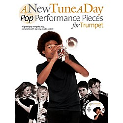 Music Sales A New Tune A Day - Pop Performance Pieces For Trumpet Book/CD (14041710)