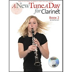 Music Sales A New Tune A Day For Clarinet Book 2 Book/CD (14022739)