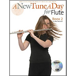 Music Sales A New Tune A Day For Flute Book 2 Book/CD (14022745)