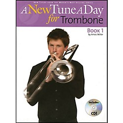 Music Sales A New Tune A Day For Trombone Book 1 Book/CD (14022752)