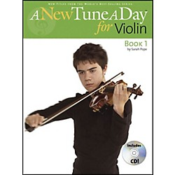 Music Sales A New Tune A Day For Violin Book/CD (14022754)