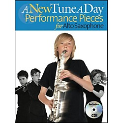 Music Sales A New Tune A Day Performance Pieces Alto Sax Book/CD (14022755)