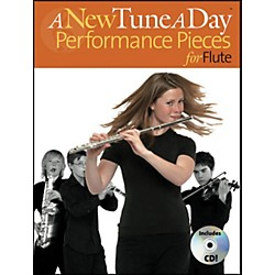 Music Sales A New Tune A Day Performances Pieces For Flute Book/CD (14022758)