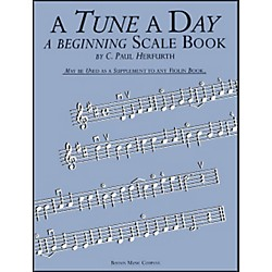 Music Sales A Tune A Day Beginning Scale Book Violin (14034199)