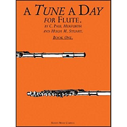 Music Sales A Tune A Day Flute Book 1 (14034211)