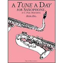 Music Sales A Tune A Day Saxophone Book 1 (14034220)