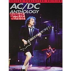 Music Sales AC/DC Anthology Guitar Tab Songbook (14001039)