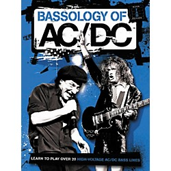 Music Sales AC/DC Bassology Bass Tab Book (14003584)