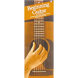 Music Sales Beginning Guitar (14003843)