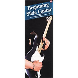 Music Sales Beginning Slide Guitar (14003860)