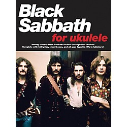 Music Sales Black Sabbath For Ukulele Songbook (14037748)