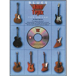 Music Sales Blues Jam Trax for Guitar CD (14004691)