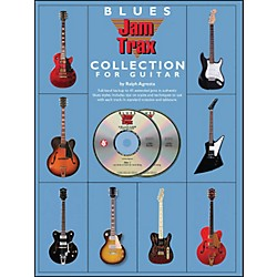 Music Sales Blues Jamtrax Collection - Book/2-CD Pack (14037686)