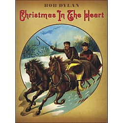Music Sales Bob Dylan - Christmas In The Heart arranged for piano, vocal, and guitar (P/V/G) (14037461)