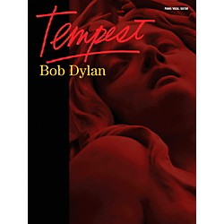 Music Sales Bob Dylan - Tempest Piano/Vocal/Guitar (PVG) (14042132)