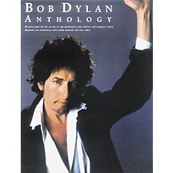 Music Sales Bob Dylan Anthology (14004738)