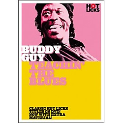 Music Sales Buddy Guy: Teachin' the Blues DVD (14005286)