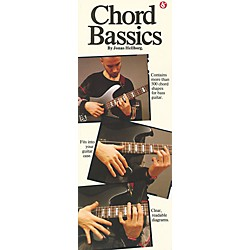 Music Sales Chord Bassics Bass Chord Book (14006666)
