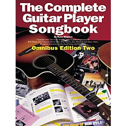 Music Sales Complete Guitar Player Tab Songbook Edition 2 (14007303)