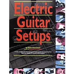 Music Sales ELECTRIC GUITAR SETUPS (14010035)