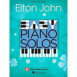 Music Sales Elton John - Easy Piano Solos Series (14041289)