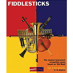 Music Sales Fiddlesticks - Instruments Card Game (14011291)