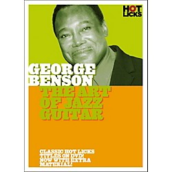 Music Sales George Benson: The Art of Jazz Guitar DVD (14012575)