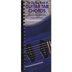 Music Sales Gig Bag Book of Guitar Chords (14013541)