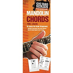 Music Sales Gig Bag Book of Mandolin Chords (14020490)
