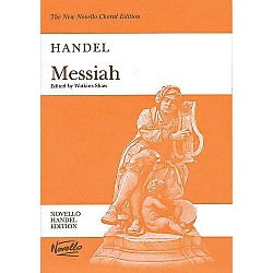 Music Sales Handel Messiah (Shaw) Vocal Score Paperback (14021327)