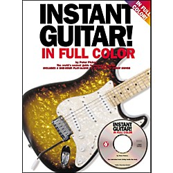 Music Sales Instant Guitar! in Full Color (Book/CD) (14016109)