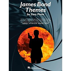 Music Sales James Bond Themes For Easy Piano (14042825)
