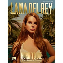 Music Sales Lana Del Rey - Born To Die Piano/Vocal/Guitar (PVG) (307895)