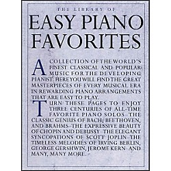 Music Sales Library Of Easy Piano Favorites (14019034)