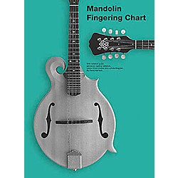 Music Sales Mandolin Fingering Chart (14042871)