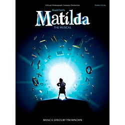 Music Sales Matilda - The Musical Piano/Vocal Selections (14042140)