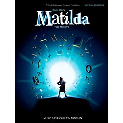 Music Sales Matilda - The Musical for Easy Piano (14042590)